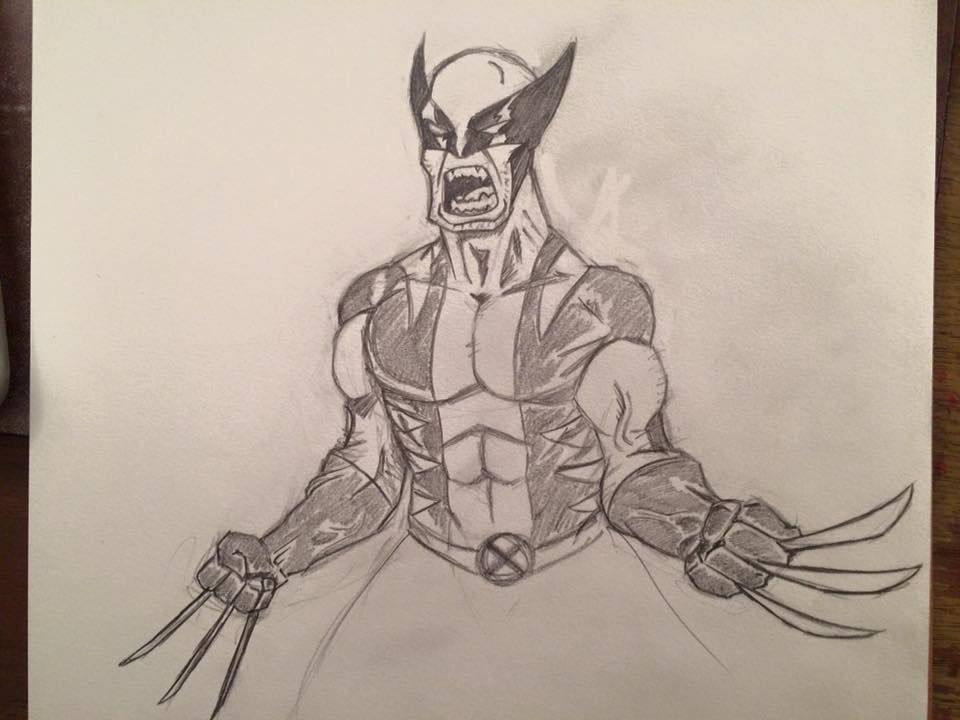 Wolverine Wednesday by NathanWest36