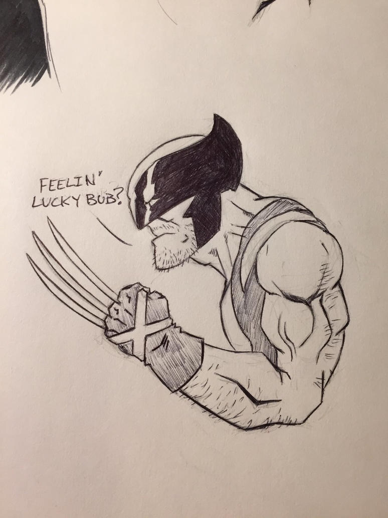 Wolverine by NathanWest36