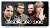Death Cab For Cutie Stamp by xxLotti