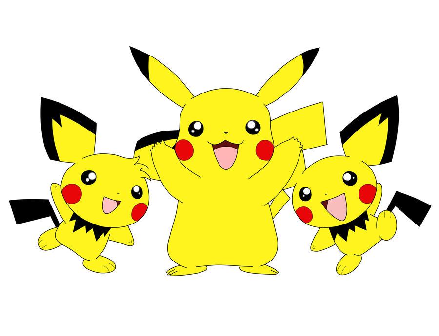 Pin Pin Pikachu And Shot May Support For Throw Pokeball ...