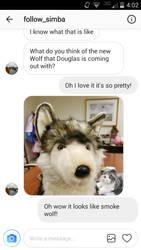 Douglas Leeloo wolf