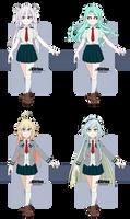[ADOPTABLES] - BNHA Adopts [CLOSED]