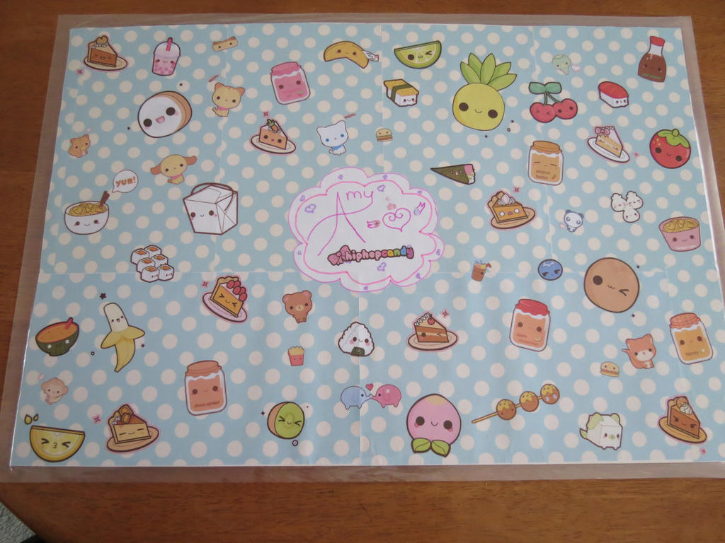 desk cover by kat kat2 on deviantart