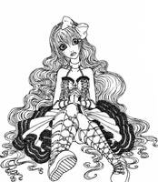 Chained Lolita by Azayakachan