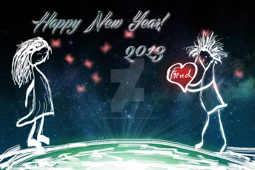 New year, New friendship