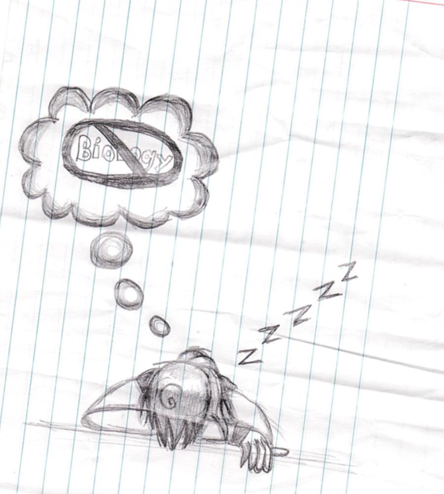 Boredom in class by TheDgreyManFan on DeviantArt
