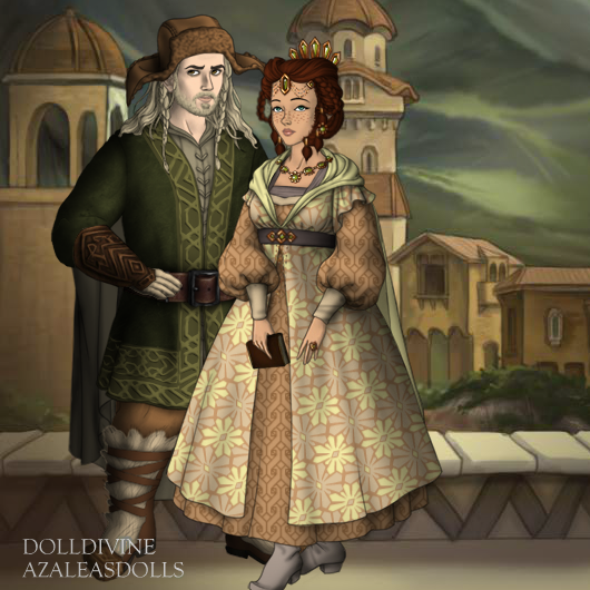 Dwarf Scene Maker by dolldivine