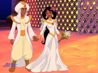 Arabian Nights by dolldivine