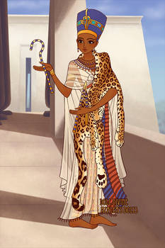 Nefertiti - Dress Up Game