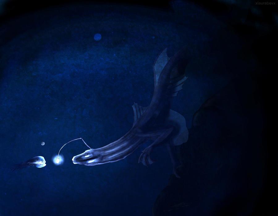 Deep Sea Gathering by xlaurabevx