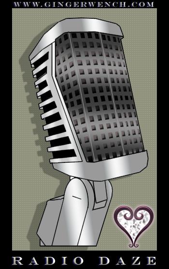 Radio Daze by webwenchginger