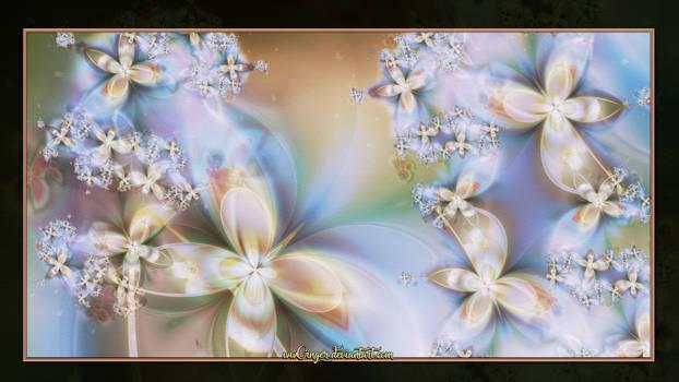 Friday Flowers Wallpaper