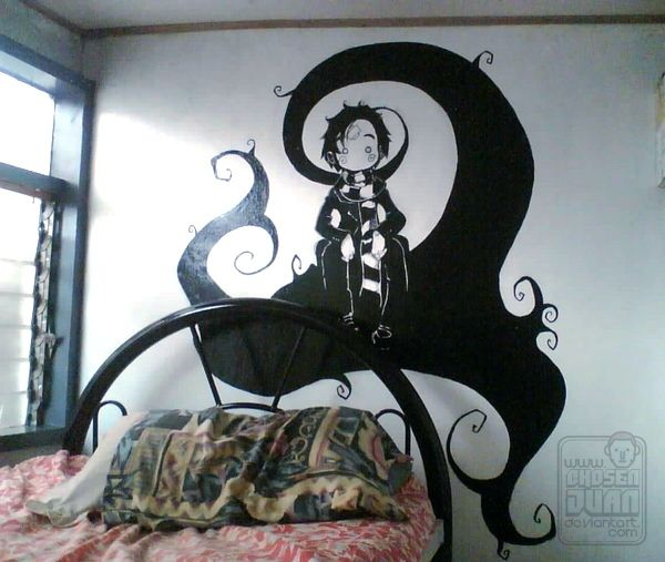 pairo :mural by chOsenjuan