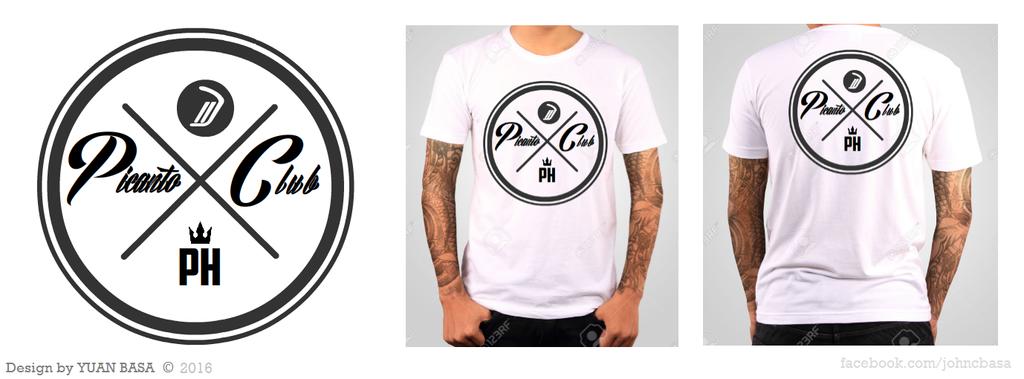 PCPH logo + shirt design by chOsenjuan