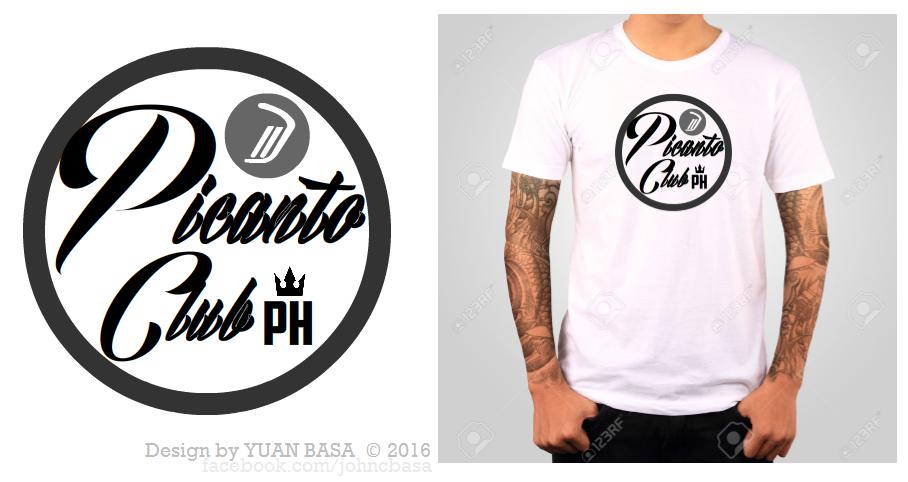 PCPH logo + shirt design #2 by chOsenjuan