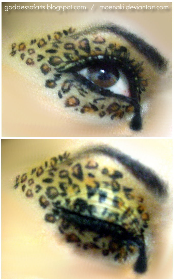 Cheetah Print by Bella-Eugenia