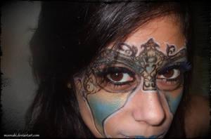 Venetian Mask pt 2 by Bella-Eugenia
