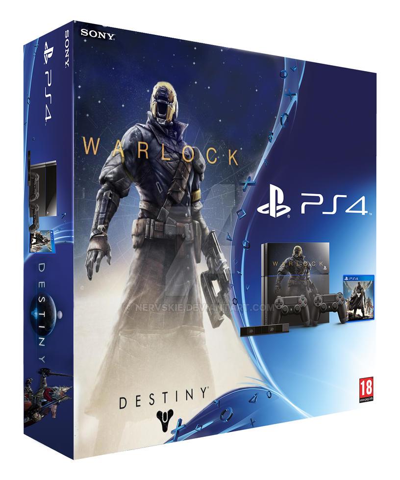 PS4 Destiny Warlock Edition Bundle. by nervskie on DeviantArt