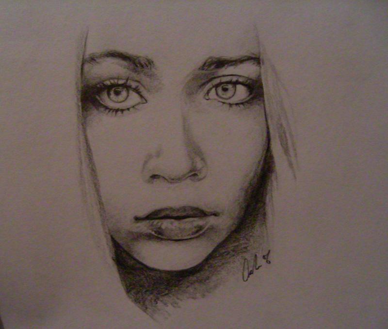 Fiona Apple by SillyKitten