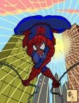 Swingin' Spider-Man