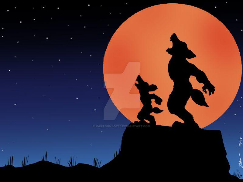Werewolves by Cartoonboy76