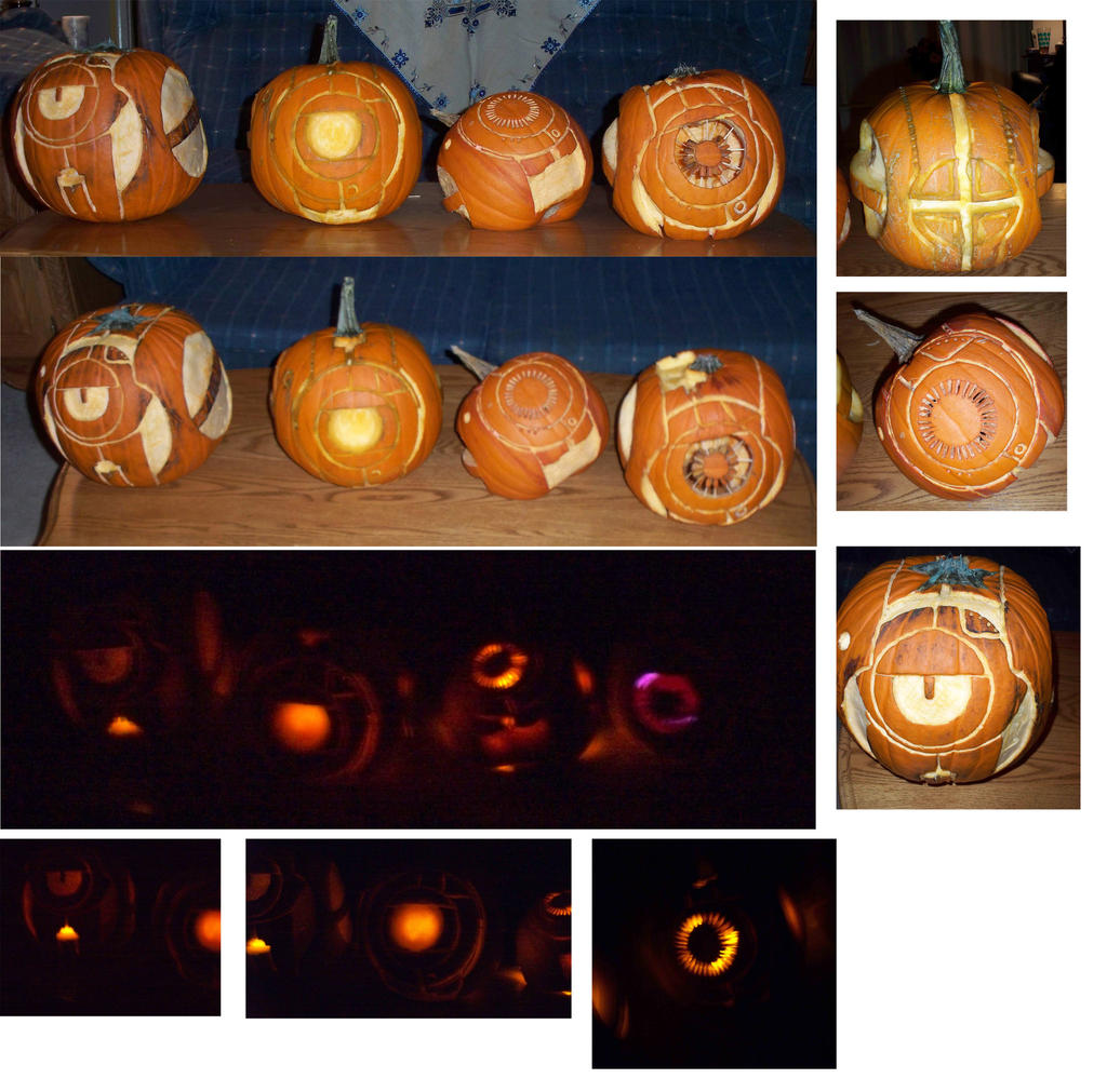 Core Lanterns by StrangersLight