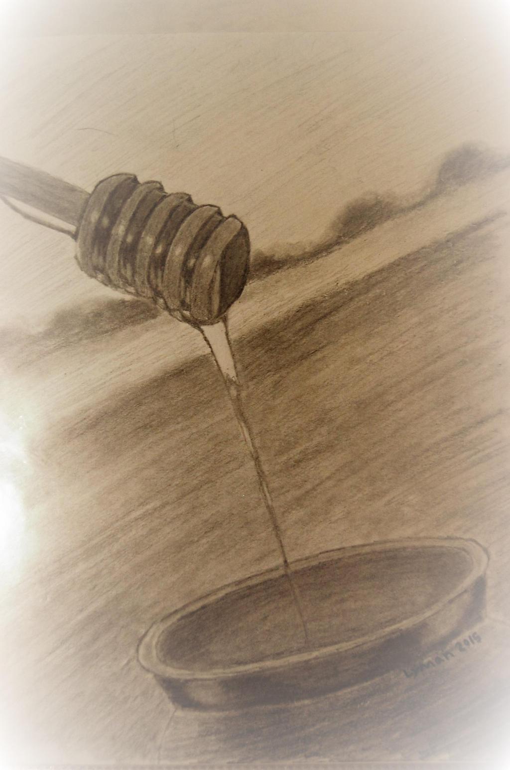 Honey by maxpinkie