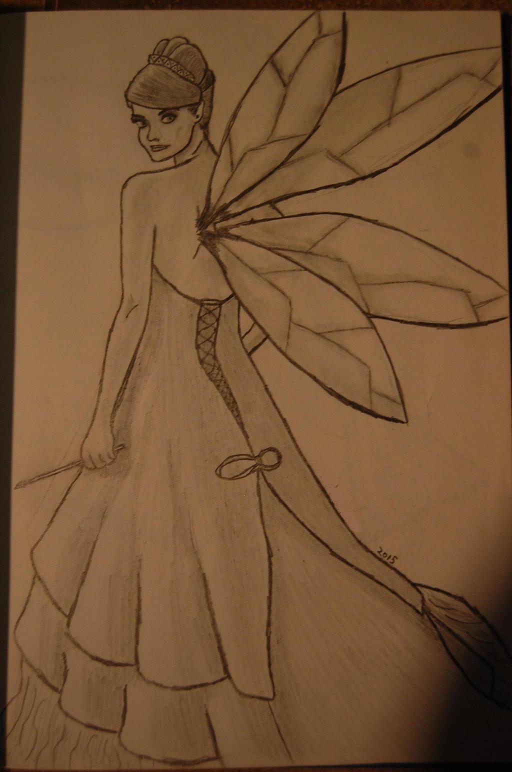 Fairy Bride 2 by maxpinkie