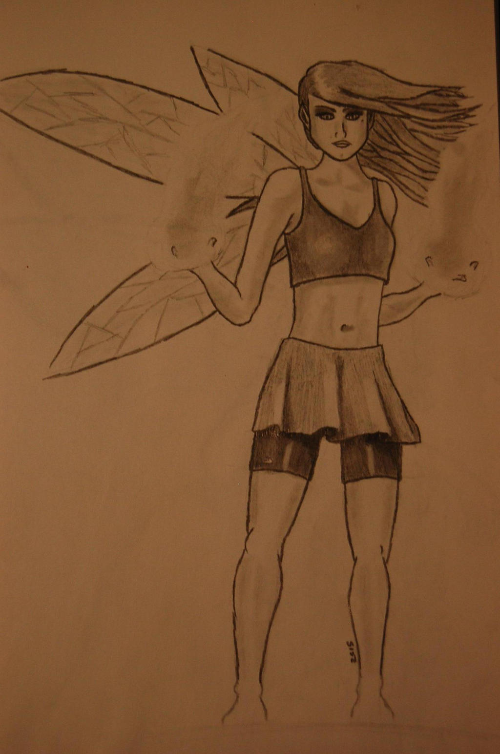 Fairy by maxpinkie