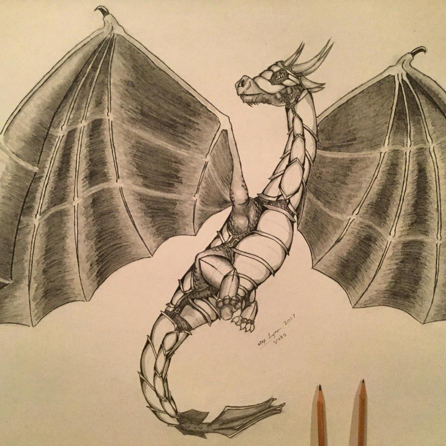 Drako by maxpinkie