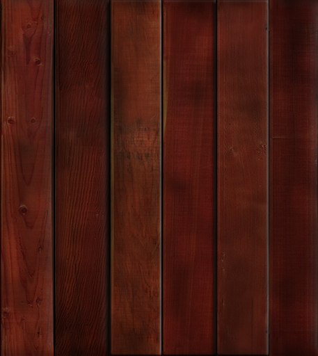 Bruised Red Wood