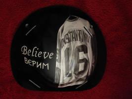 Helmet- Tribute to Vladi K. by GoaliGrlTilDeath
