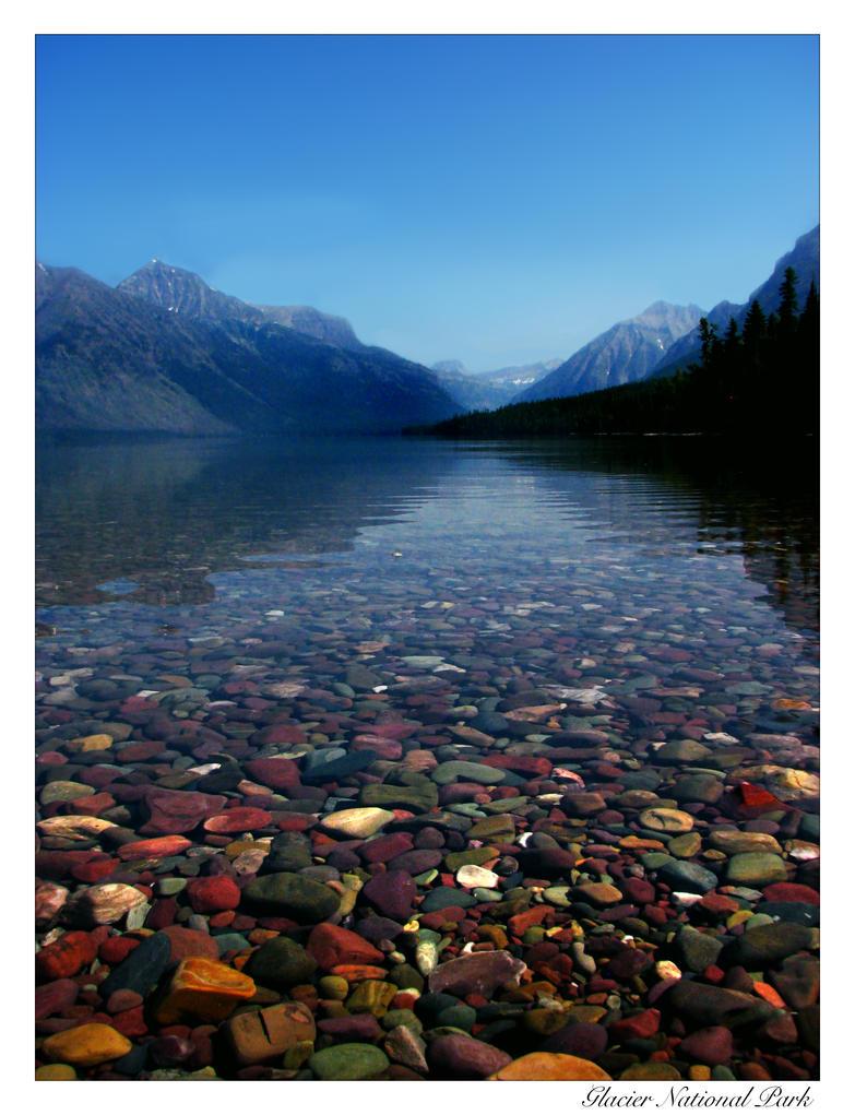 Macdonald Lake, Montana. : Pics