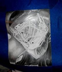 Helmet Progress Take 2, shot 5 by GoaliGrlTilDeath