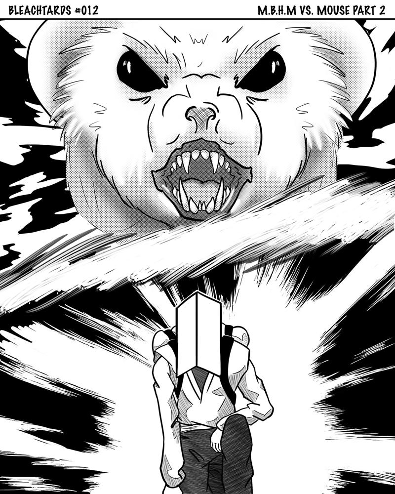 012: MBHM vs Mouse, Part 2 by GoaliGrlTilDeath