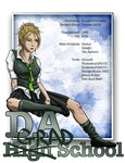 dA GRAD School ID
