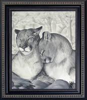 'Cougar No. 1' by GoaliGrlTilDeath