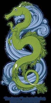 Seadragon (vector)