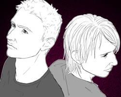 Ruslan and Iliya