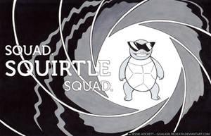 Squad. Squirtle Squad.
