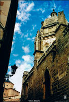 Toledo, Spain by GoaliGrlTilDeath