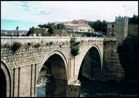 Bridge into Old Toledo by GoaliGrlTilDeath