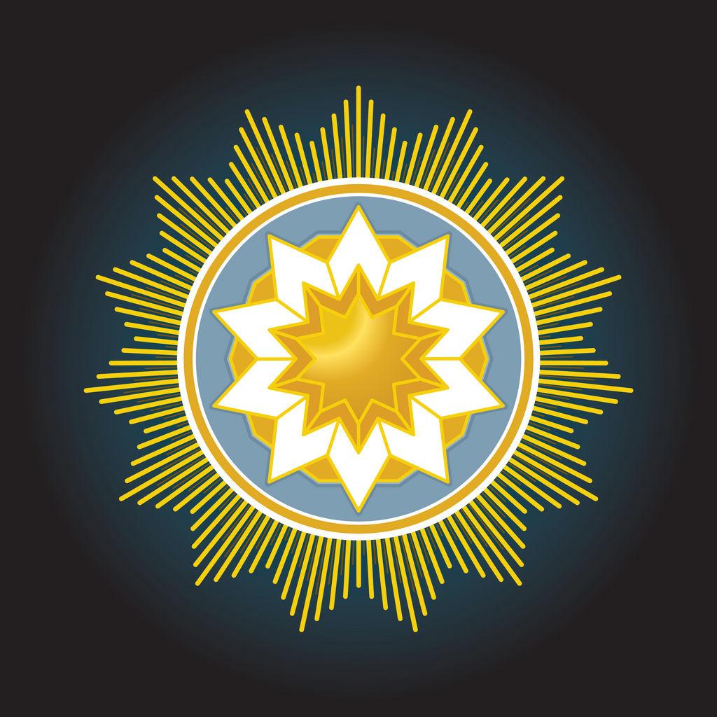 Star Badge by GoaliGrlTilDeath