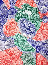Meeting Doodle- Patchwork