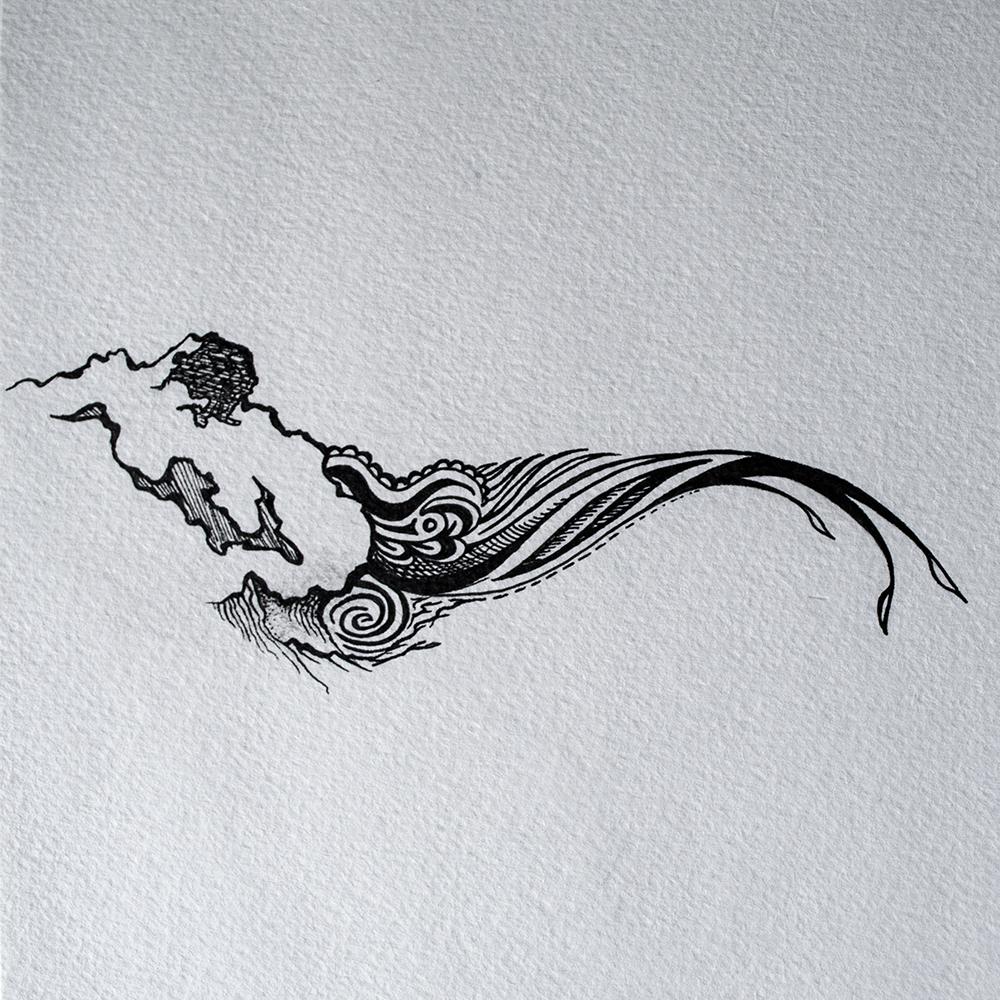 Cloud Doodle by GoaliGrlTilDeath
