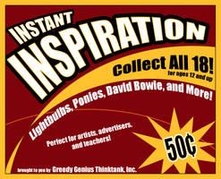 Instant Inspiration by GoaliGrlTilDeath