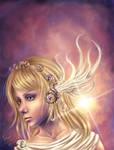 Jillian-My OC by Seiorai