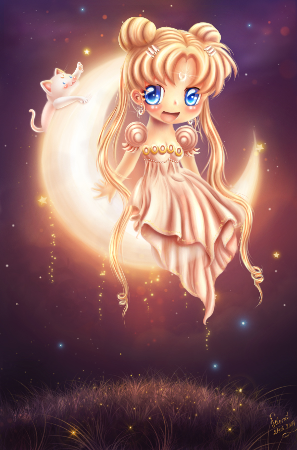 ::Princess Serenity:: by Seiorai