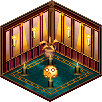 Witch's Room Project Entry by Seiorai