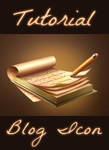 Tutorial - Blog Writing Icon